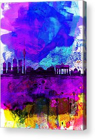Berlin Acrylic Prints