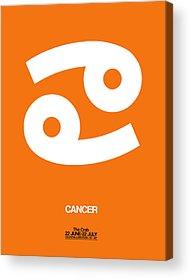 Cancer Acrylic Prints