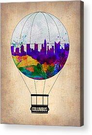 Columbus Acrylic Prints