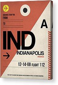 Indianapolis Acrylic Prints
