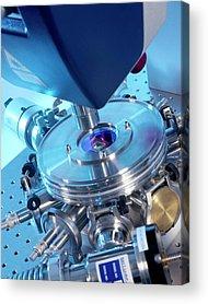 Microelectromechanical Systems Acrylic Prints