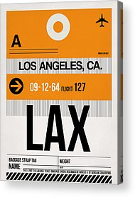 Lax Acrylic Prints