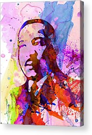 Liberation Paintings Acrylic Prints