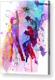 Pulp Acrylic Prints