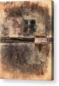 Rustic Doors Acrylic Prints
