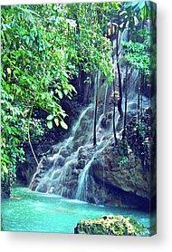 Niagra Falls Acrylic Prints