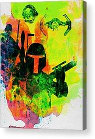 Solo Acrylic Prints