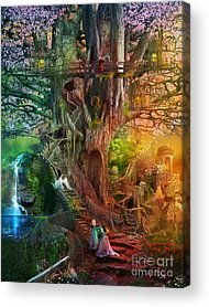 Aimee Stewart Acrylic Prints