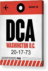 Washington D.c Acrylic Prints