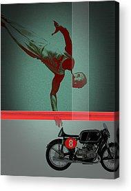 Olympics Acrylic Prints