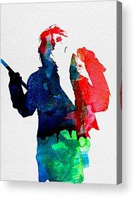 Alice Cooper Acrylic Prints