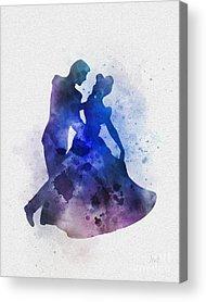 Prince Charming Acrylic Prints