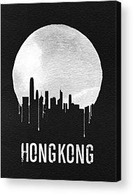 Hong Kong Acrylic Prints