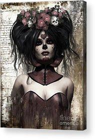 Catrina Acrylic Prints