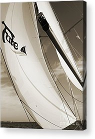 Spinnaker Acrylic Prints