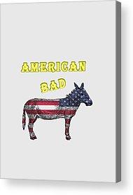 Humor Acrylic Prints