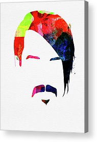 Red Hot Chili Peppers Acrylic Prints