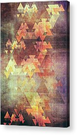 Triangle Acrylic Prints