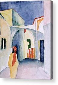 Tunisia Acrylic Prints