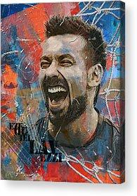Fifa 2018 Acrylic Prints