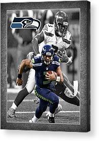 Seattle Seahawks Acrylic Prints