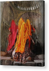 Maryam Acrylic Prints