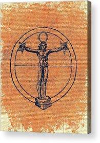 Gnosis Acrylic Prints