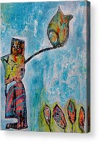 Ply Board Acrylic Prints