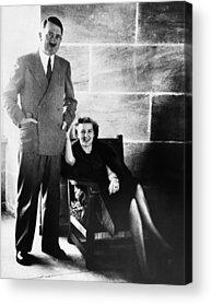 1940s Candid Acrylic Prints