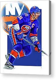 New York Islanders Acrylic Prints