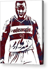 Washington Wizards Acrylic Prints