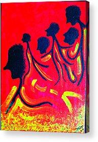Michael Miller Acrylic Prints