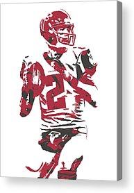 Atlanta Falcons Acrylic Prints