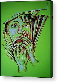 Express Themselves Freely Acrylic Prints