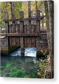 Ozark National Riverways Acrylic Prints