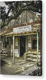 Country Store Acrylic Prints