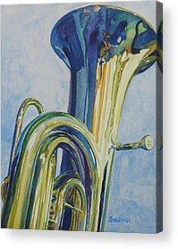 Brass Bands Acrylic Prints