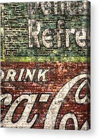 Soda Acrylic Prints