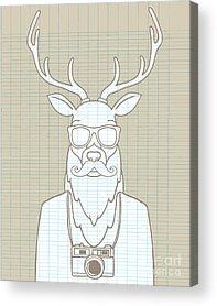 Happy New Year Acrylic Prints