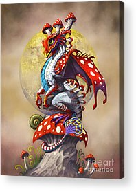 Dragon Acrylic Prints