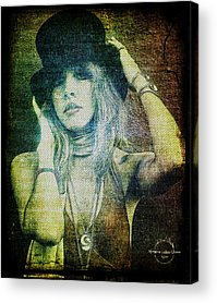 Bohemia Digital Art Acrylic Prints