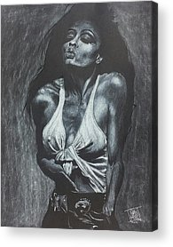 Diana Ernestine Earle Ross Acrylic Prints