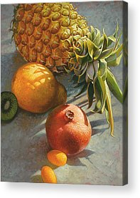 Kiwi Acrylic Prints