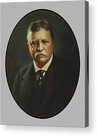 Roosevelt Acrylic Prints