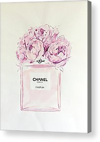 Chanel Acrylic Prints