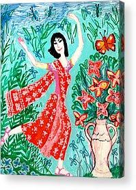Sue Burgess Acrylic Prints