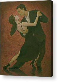Dancing Acrylic Prints