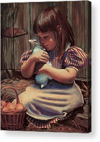 Rabbit Acrylic Prints