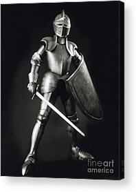Knight Acrylic Prints
