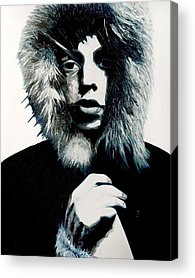 Rolling Stone Acrylic Prints
